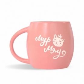 Чашка Мур Мяу CDRep (FO-123165), 0,45 л