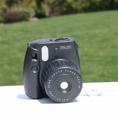 Вентилятор Фотоаппарат CDRep Black (FO-123522)