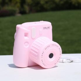 Вентилятор Фотоаппарат CDRep Pink (FO-123524)