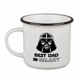 Кружка CDRep Camper Best dad in galaxy (FO-124274), 250 мл