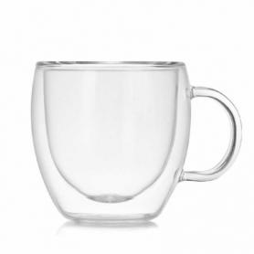 Чашка для кофе с двойным дном CDRep (FO-124291), 0,15 л
