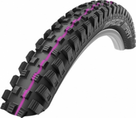 Покрышка велосипедная 27.5x2.60-650B (65-584) Schwalbe MAGIC MARY Downhill B/B-SK HS447 Addix U-Soft