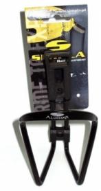 Флягодержатель Simpla Alu-Star black (CGE-01-16)