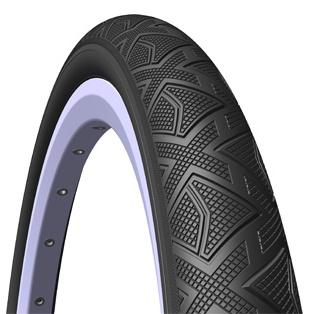 Покрышка велосипедная 20x1.60 (44-406) Mitas DOM R03 Classic, черная