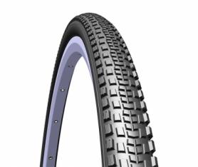 Покрышка велосипедная 28x1.50-700x38C (40-622) Mitas R17 X-ROAD, Tubeless Supra, Weltex+