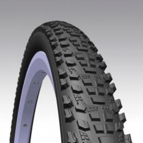 Покрышка велосипедная 27.5x2.35 (60-584) Mitas OCELOT V85 Classic черная