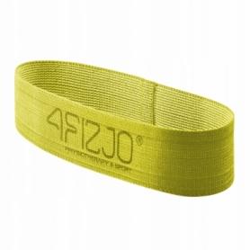 Резинка для фитнеса и спорта тканевая 4Fizjo Flex Band 4FJ0154, 23-29 кг