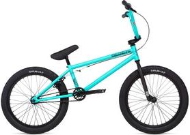 "Велосипед BMX Stolen Casino рама - 20.25"" 2020 Caribbean Green - 20"" (SKD-39-61)"