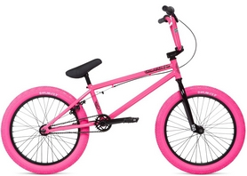 "Велосипед BMX Stolen Casino рама - 20.25"" 2020 Cotton Candy Pink - 20"" (SKD-81-94)"