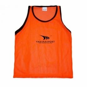 Манишка тренировочная Yakimasport Sr (100146), оранжевая