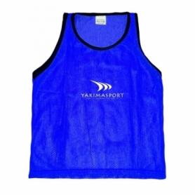 Манишка тренировочная Yakimasport Sr (100018), синяя