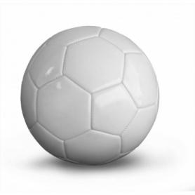 Мяч футбольный сувенирный Yakimasport White (100303), №5