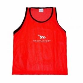 Манишка детская тренировочная Yakimasport (100020K), красная