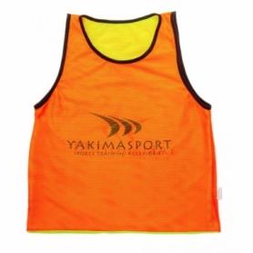 Манишка детская тренировочная Yakimasport Sr (100361), оранжевая