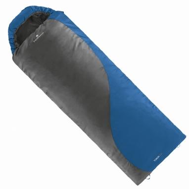 Мешок спальный (спальник) Ferrino Yukon SQ/+10°C Blue/Grey (Left) (SN928111)
