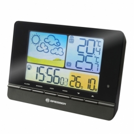 Метеостанция Bresser MeteoTrend Colour Black (SN927794)