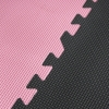 Мат-пазл (ласточкин хвост) 4Fizjo Mat Puzzle EVA 4FJ0157 Black/Grey/Pink, 180x180x1 cм - Фото №5