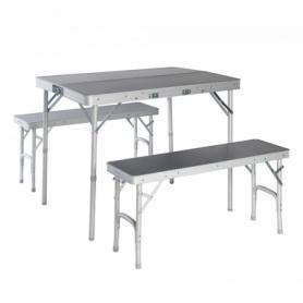 Стол складной Vango Granite 90 Bench Set Excalibur (SN928210)