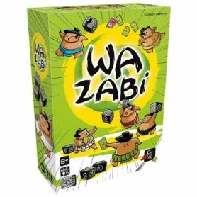 Игра настольная Wazabi (Вазабі)