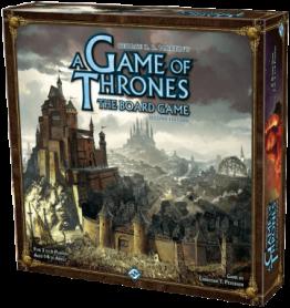 Игра настольная A Game of Thrones Board Game 2nd Edition