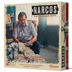 Игра настольная Нарко (Narcos)