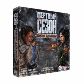 Игра настольная Мертвый сезон. Война колоний