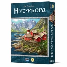 Игра настольная Нусфьорд