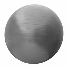 Мяч для фитнеса (фитбол) SportVida Anti-Burst SV-HK0286 Grey, 55 см