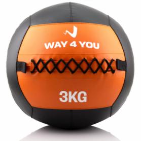 Медбол Way4you w40145, 3 кг