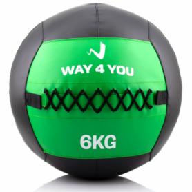 Медбол Way4you w40146, 6 кг