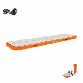 Мат гимнастический надувной 4Fizjo Air Track Mat 4FJ0174, 500x100x20 см