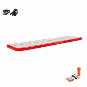 Мат гимнастический надувной 4Fizjo Air Track Mat 4FJ0175, 600x100x20 см