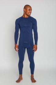 Комплект термобелья мужской спортивный Tervel Comfortline (SL100230022) - синий