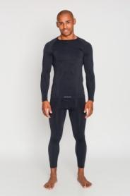 Комплект термобелья мужской спортивный Tervel Comfortline (SL100230021) - черный