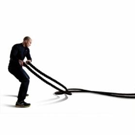Канат для кроссфита (боевой канат) Spart (SRP002B), 15 м
