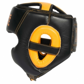Шлем для бокса Benlee Brocton (199931 (blk/yellow))