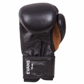 Перчатки боксерские Benlee Evans (199117 (blk))