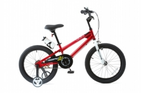 """Велосипед детский RoyalBaby Frestyle 18"""" (RB18B-6-RED) - красный"""