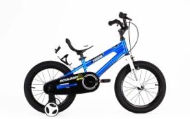 """Велосипед детский RoyalBaby Frestyle 18"""" (RB18B-6-BLU) - синий"""