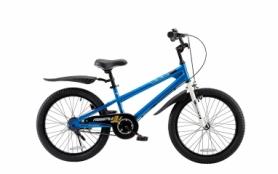 """Велосипед детский RoyalBaby Freestyle RB20B-6-BLU - синий, 20"""""""