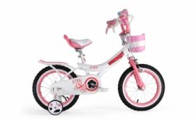 "Велосипед детский RoyalBaby Jenny Girls 18"" (RB18G-4-WHT)"