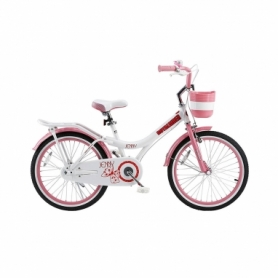 "Велосипед детский RoyalBaby Jenni Girls 20"" (RB20G-4-WHT)"