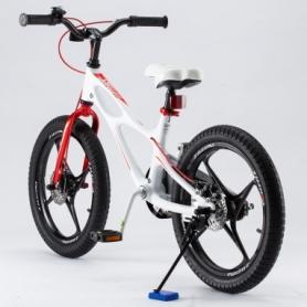 "Велосипед RoyalBaby SPACE SHUTTLE 18"" (RB18-22-PRL) - белый"