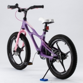 "Велосипед детский RoyalBaby Space Shuttle 18"" (RB18-22-PRL) - фиолетовый"