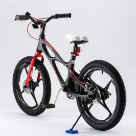"Велосипед RoyalBaby SPACE SHUTTLE 18"" (RB18-22-BLK) - черный"