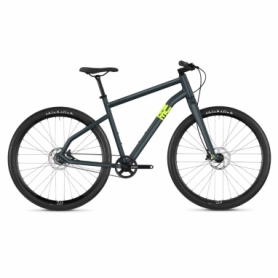 "Велосипед городской Ghost Square Times 6.9 29"", рама M, 2019 (18TS1002)"