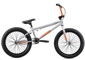 "Велосипед BMX Mongoose Legion L40 2018 - 20"", рама - 20,5"", серый (M41408M)"