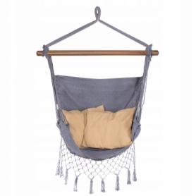 Гамак-кресло Springos HM021, серый