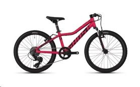 """Велосипед детский Ghost Lanao R1.0 20"""", 2019 (86LA6002) - малиново-черный"""