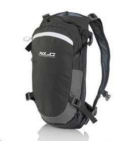 Рюкзак велосипедный XLC BA-S83 (2501760850) - черно-серый, 15л